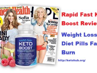 Rapid Fast Keto Boost Reviews