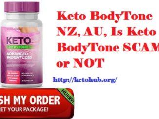 Keto Body Tone NZ