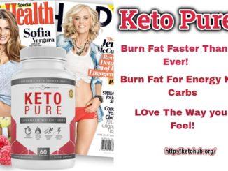 Keto Pure Advanced Weight Loss