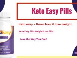 Keto Easy Pills