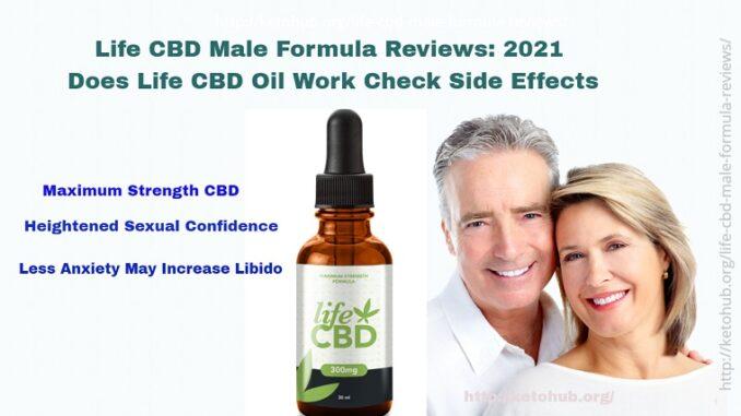 Life CBD Male Formula
